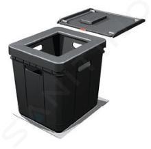 Franke Abfalltrennsysteme - Abfalleimer 350-40, eingebaut 121.0307.552