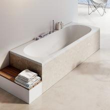 Ravak City - Čelní panel 1800 mm, bílá X000001059