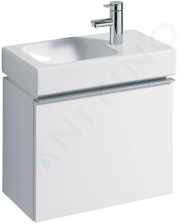 Geberit iCon xs - Lavabo, 530x310 mm, avec KeraTect, blanc 124053600