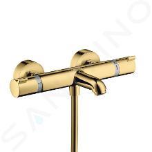 Hansgrohe Ecostat Comfort - Badthermostaat, gepolijst goud 13114990