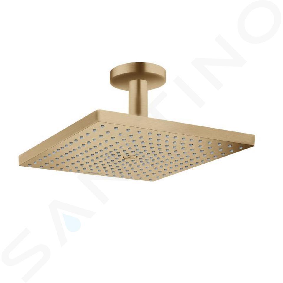 Hansgrohe Raindance E - Kopfbrause E 300, 1jet, Bronze gebürstet 26250140