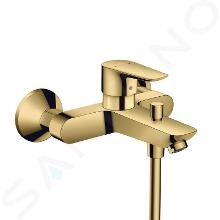 Hansgrohe Talis E - Badewannenarmatur, Gold poliert 71740990