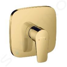 Hansgrohe Talis E - Miscelatore doccia ad incasso, color oro lucido 71765990