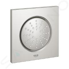Grohe Rainshower F - Doccia laterale a getto singolo, Series 5, supersteel 27251DC0