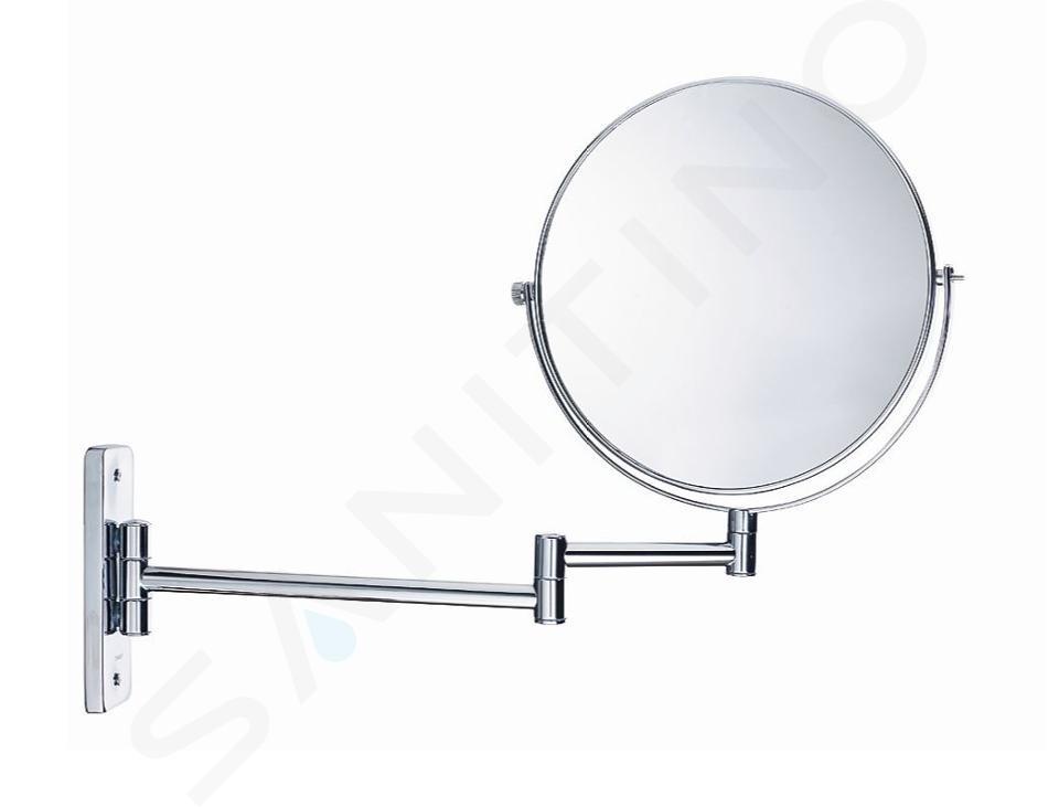 Duravit D-Code - Miroir cosmétique, chrome 0099121000