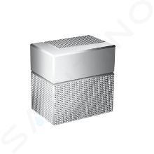 Axor Edge - Afbouwdeel voor inbouwkraan, chroom/diamond cut 46771000