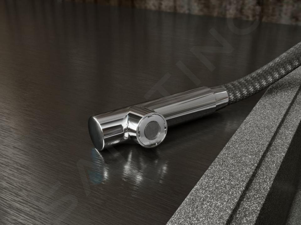 Ideal Standard Ceralook - Dřezová baterie s výsuvnou koncovkou, BlueStart, chrom BC176AA