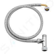 Grohe Accessoires - Set de flexible de douche avec raccord T 14074000