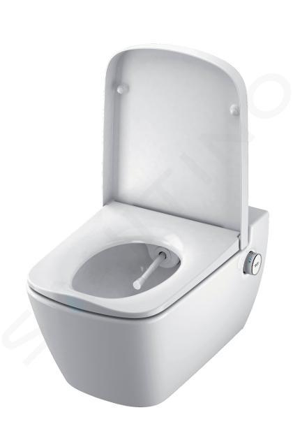 Tece Teceone Wc Sospeso Con Erogatore Bidet E Copriwater Softclose Rimless Bianco Teceoneset Sanitino It