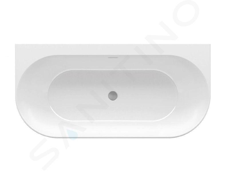 Ravak Freedom - Voľne stojaca vaňa, 1660x800 mm, biela XC00100024