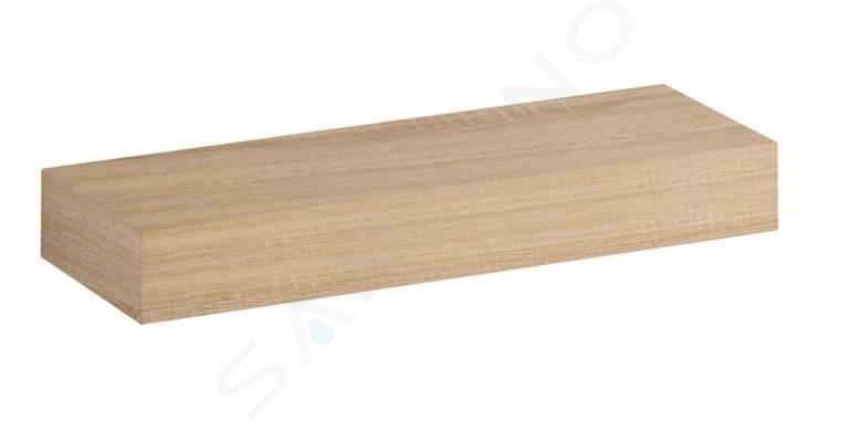 Geberit iCon - Wandablage 370x165 mm, Eiche natur 841339000