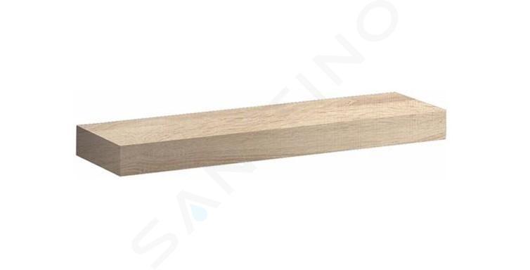 Geberit iCon - Wandablage 600x165 mm, Eiche natur 841962000