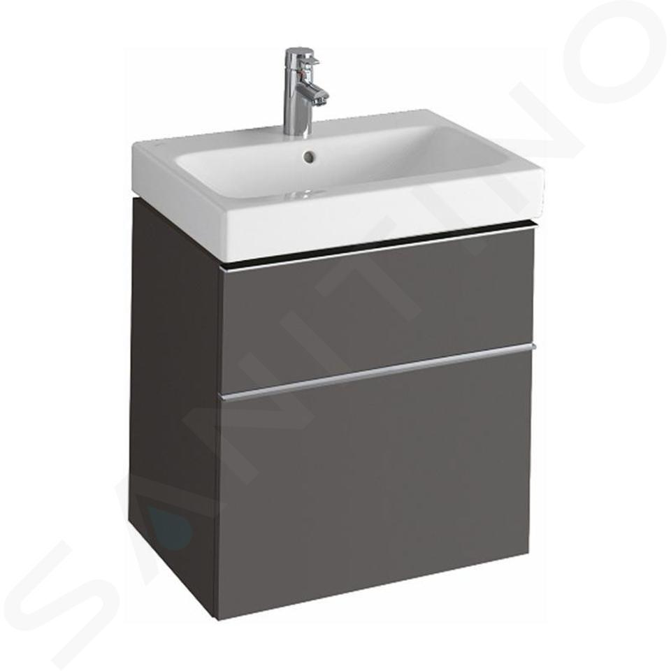 Geberit iCon - Meuble sous lavabo 600 mm, lave 841361000