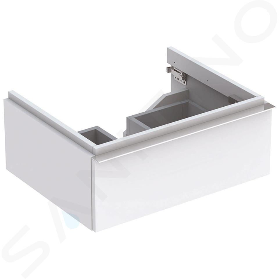 Geberit iCon - Waschtischunterschrank 600 mm, weißmatt 841260000