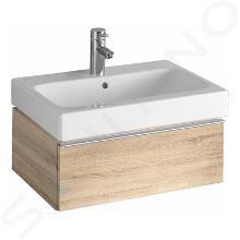 Geberit iCon - Waschtischunterschrank 600 mm, Eiche natur 841262000