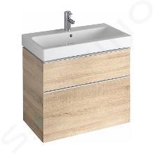 Geberit iCon - Waschtischunterschrank 750 mm, Eiche natur 841377000