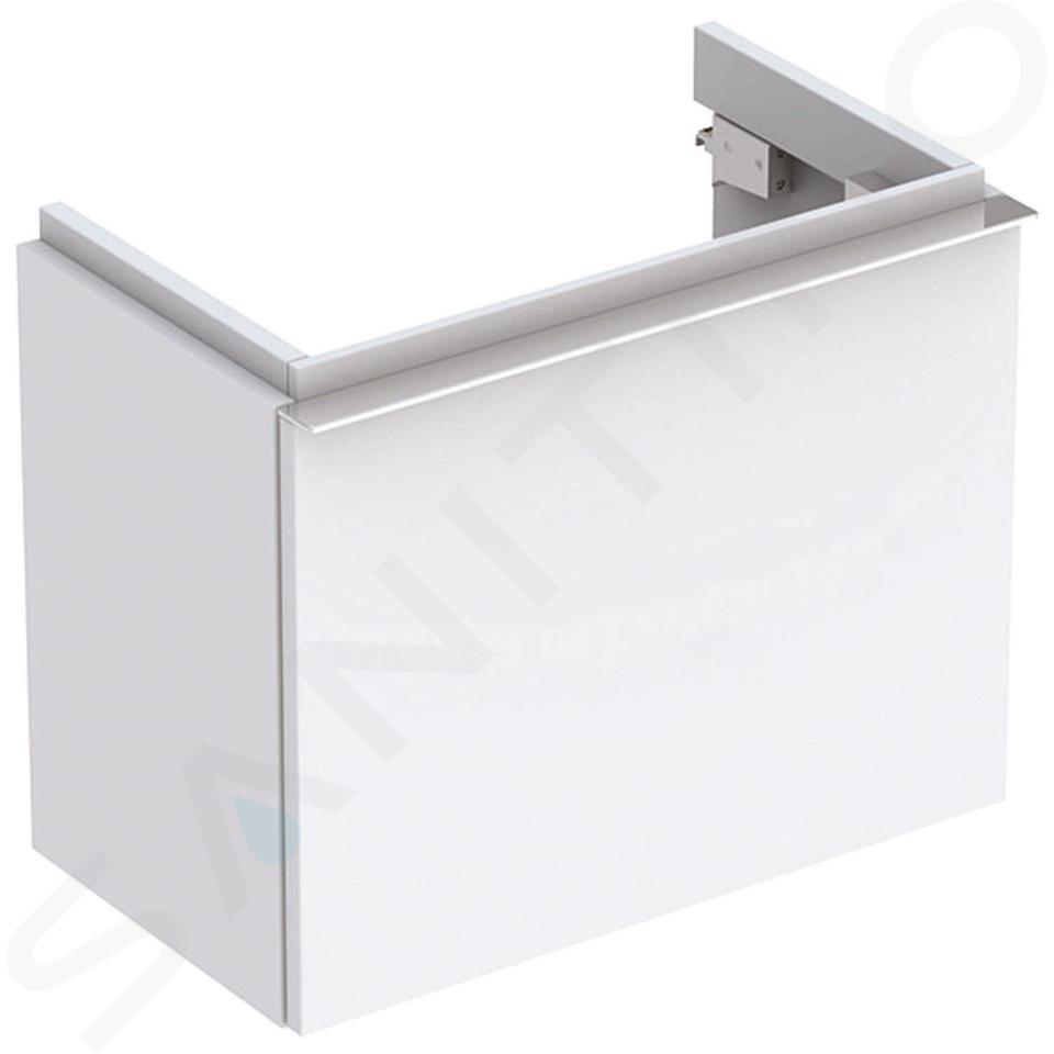 Geberit iCon - Fontein onderkast 530 mm, mat wit 841052000