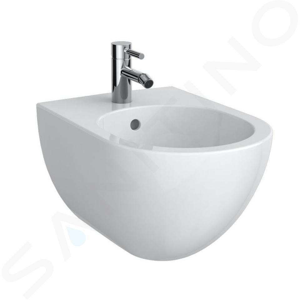 Geberit Acanto - Wandbidet 510x350x290 mm, KeraTect, wit 500.601.01.8