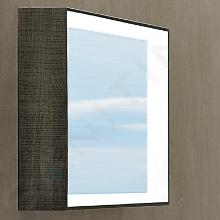 Geberit Citterio - Miroir 1184x584 mm avec éclairage LED, chêne gris brun 500.570.JJ.1