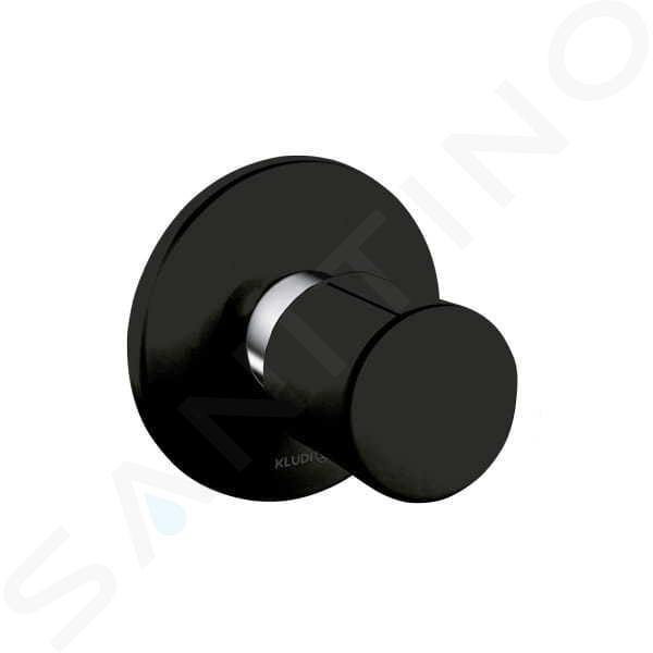 Kludi Balance - Afdekset voor omstelkraan, zwart mat 528158775