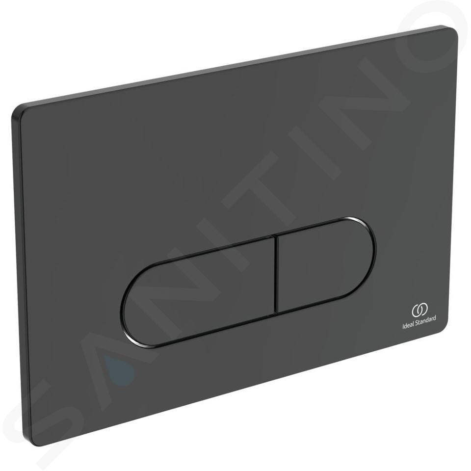 Ideal Standard Oleas - Plaque de déclenchement Oleas M1, noir R0115A6