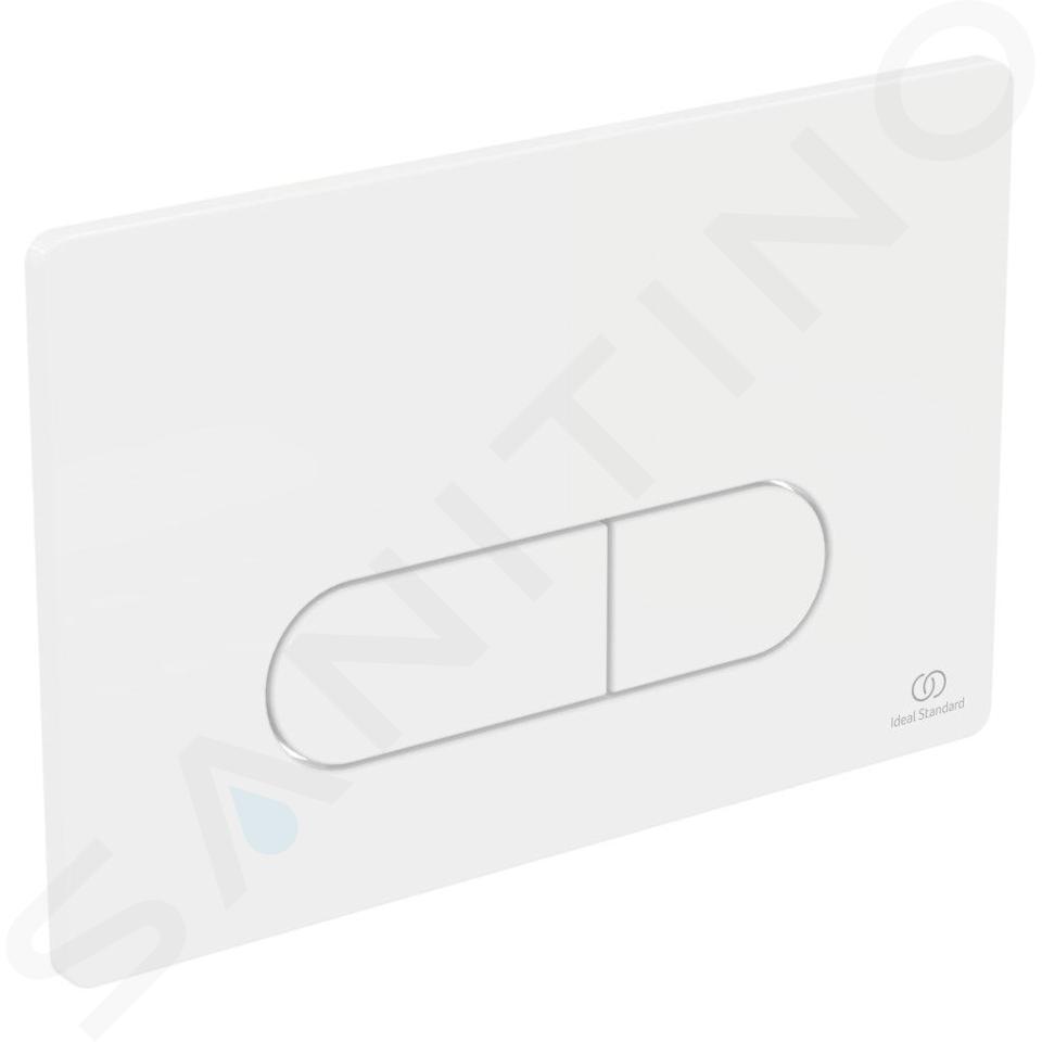 Ideal Standard Oleas - Oleas M1 bedieningsplaat, SmartFlush, wit R0117AC