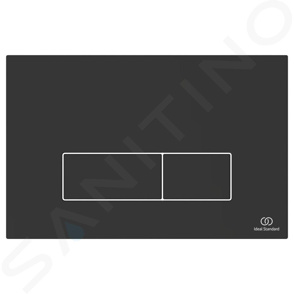 Ideal Standard Oleas - Plaque de déclenchement Oleas M2, noir R0121A6