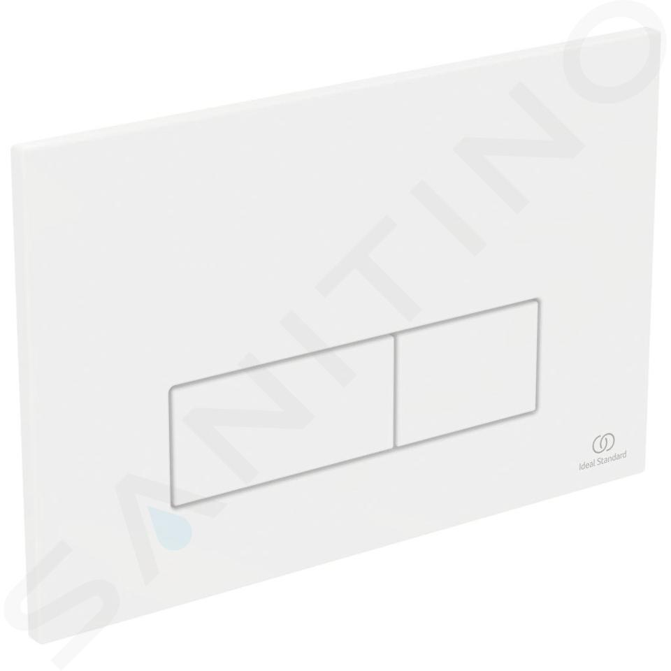 Ideal Standard Oleas - Betätigungsplatte Oleas M2, SmartFlush, weiß R0122AC