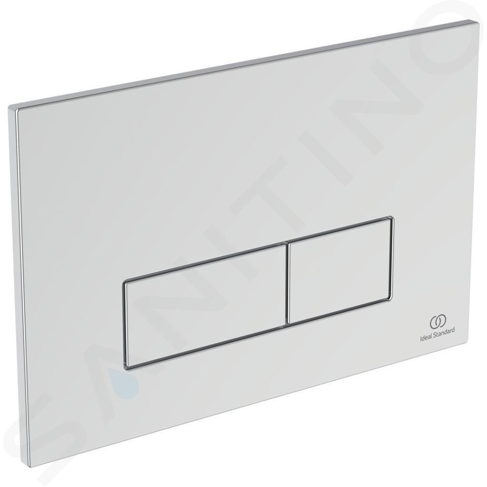 Ideal Standard Oleas - Oleas M2 bedieningsplaat, SmartFlush, chroom R0122AA
