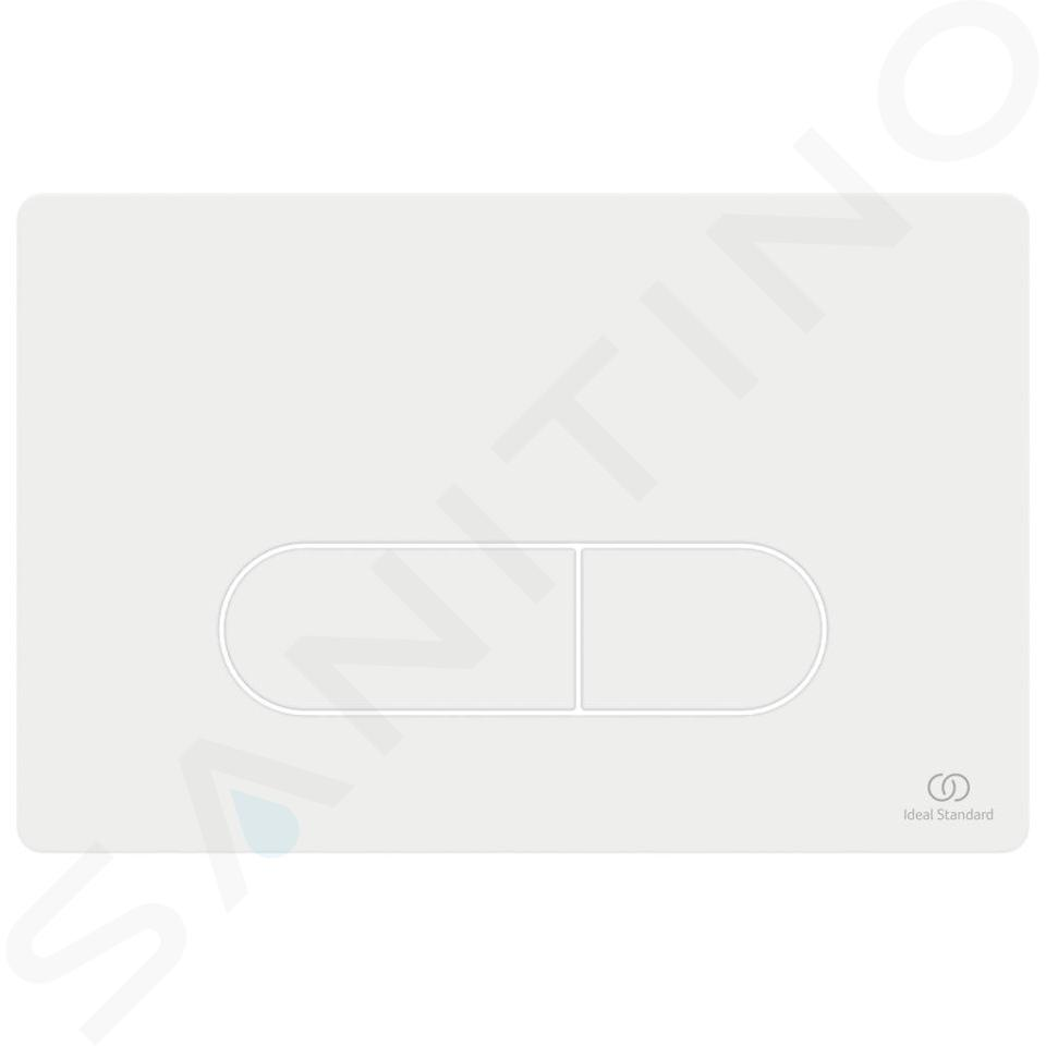 Ideal Standard Oleas - Plaque de déclenchement Oleas P1, blanc R0116AC