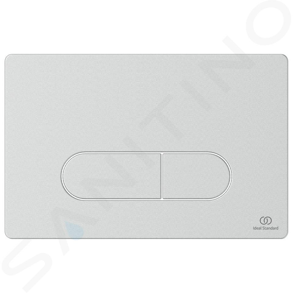 Ideal Standard Oleas - Betätigungsplatte Oleas P1, chrom matt R0116JG