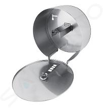 Nimco Overige - Reserverolhouder, geborsteld RVS HPM 27055-10