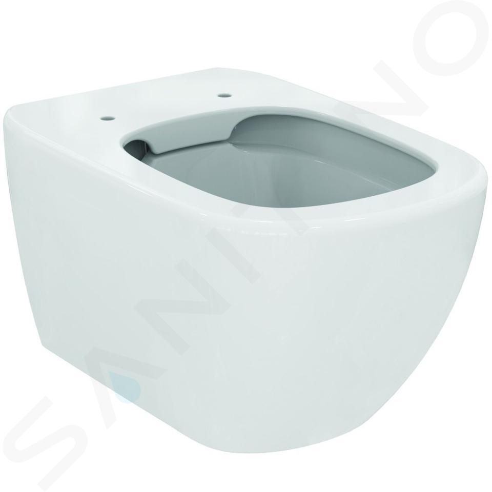 Ideal Standard ProSys - Toiletset- inbouwreservoir, closet, WC-zitting Tesi, Oleas M1 bedieningsplaat, Rimless, SoftClose, mat chroom ProSys120M SP11