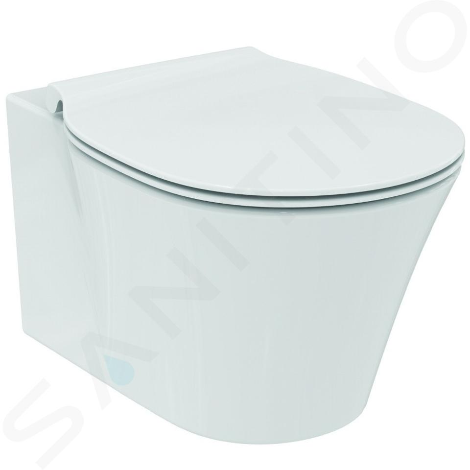 Ideal Standard ProSys - Toiletset- inbouwreservoir, closet, WC-zitting Connect Air, Oleas M1 bedieningsplaat, Aquablade, SoftClose, wit ProSys120M SP22