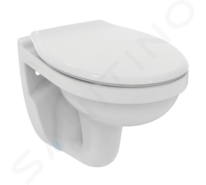Ideal Standard ProSys - Toiletset- inbouwreservoir, closet, WC-zitting Dolomite Quarzo, Oleas M1 bedieningsplaat, chroom ProSys120M SP36