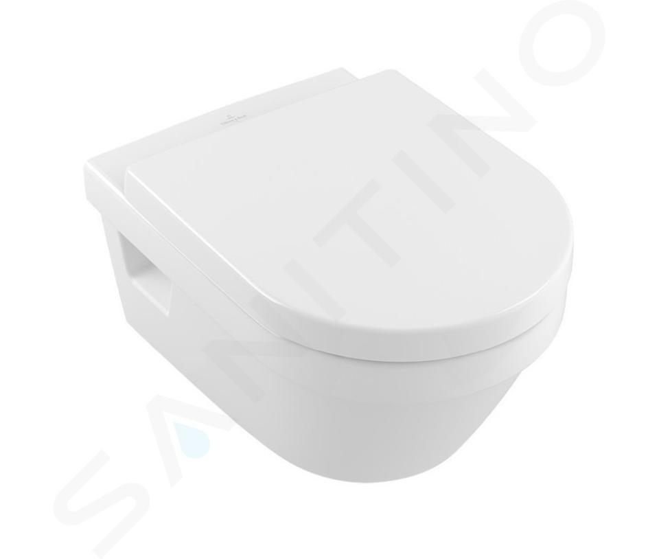 Ideal Standard ProSys - Set - Vorwandelement, Klosett und WC-Sitz Architectura, Betätigungsplatte Oleas M1, DirectFlush, SoftClose, CeramicPlus, chrom matt ProSys120M SP47