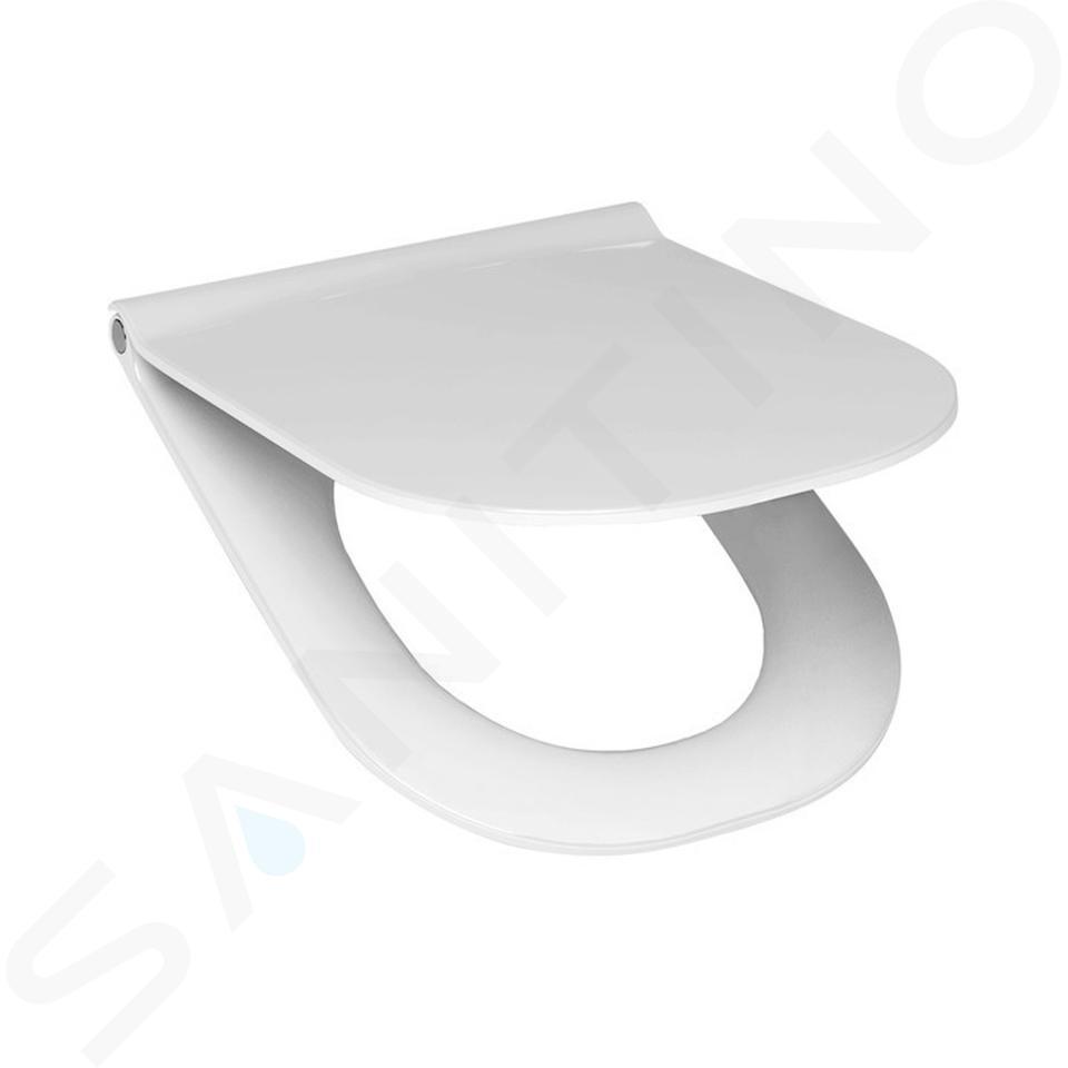 Ideal Standard ProSys - Toiletset- inbouwreservoir, closet, WC-zitting Mio, Oleas M2 bedieningsplaat, Rimless, SlowClose, Antibak, mat chroom ProSys120M SP68