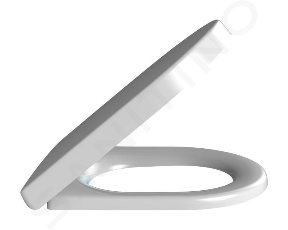 Ideal Standard ProSys - Toiletset- inbouwreservoir, closet, WC-zitting Architectura, Oleas M1 bedieningsplaat, DirectFlush, SoftClose, CeramicPlus, mat chroom ProSys80M SP119