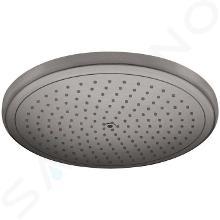 Hansgrohe Croma - Hlavová sprcha 280, kartáčovaný černý chrom 26220340