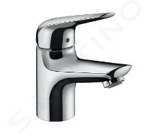 Hansgrohe Novus - Miscelatore da lavabo, con sistema di scarico Push-Open, LowFlow, cromo 71024000
