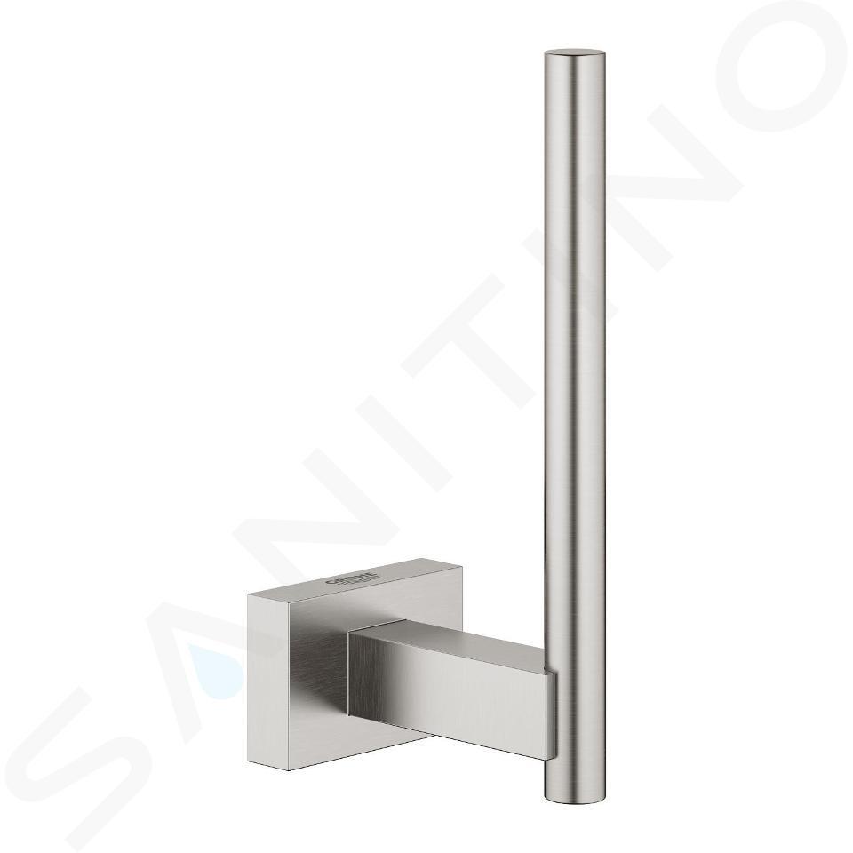 supersteel GROHE 40510DC1 Essentials Cube Handtuchring