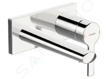 Hansa Ronda - Mitigeur de lavabo encastré, chrome 44882183