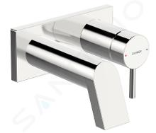 Hansa Stela - Afdekset voor badkraan, chroom 44902183