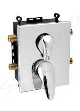 Novaservis Metalia 55 - Inbouwkraan voor 2 functies met binnenwerk, chroom BOX55052R,0