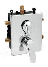 Novaservis Metalia 56 - Inbouwkraan voor 3 functies met binnenwerk, chroom BOX56052RX,0