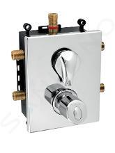 Novaservis Metalia 56 - Inbouw thermostaat voor 3 functies met binnenwerk, chroom BOX56052RXT,0