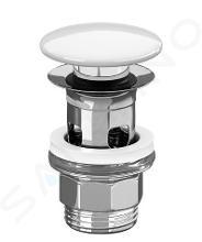 Villeroy & Boch Zubehör - Ablaufset Push-Open, CeramicPlus, Stone White 8L0334RW