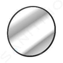 Villeroy & Boch Antheus - Spiegel, Holzrahmen, Durchschnitt 850 mm, Schwarz B30500PW