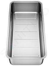 Blanco Accessori - Vaschetta per lavello Andano, acciaio inox 227692