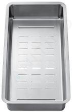 Blanco Accessoires - Universalschale für Spüle Divon II und Etagon, Edelstahl 231396